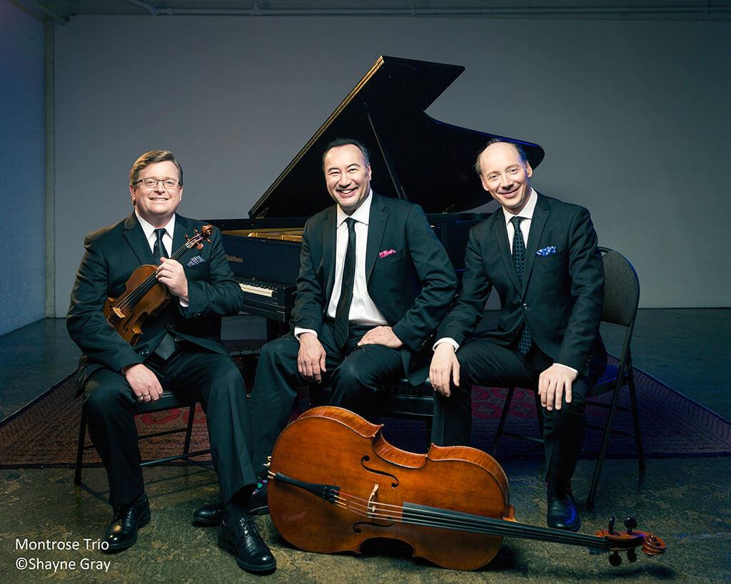 Montrose Trio (Photo : Shayne Gray)