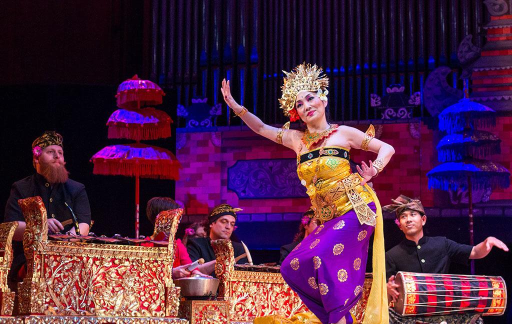 Le concert Ô Bali de la SMCQ aura lieu le 7 décembre, 20 h, salle Pierre-Mercure. (Crédit: Evelyne Demers)