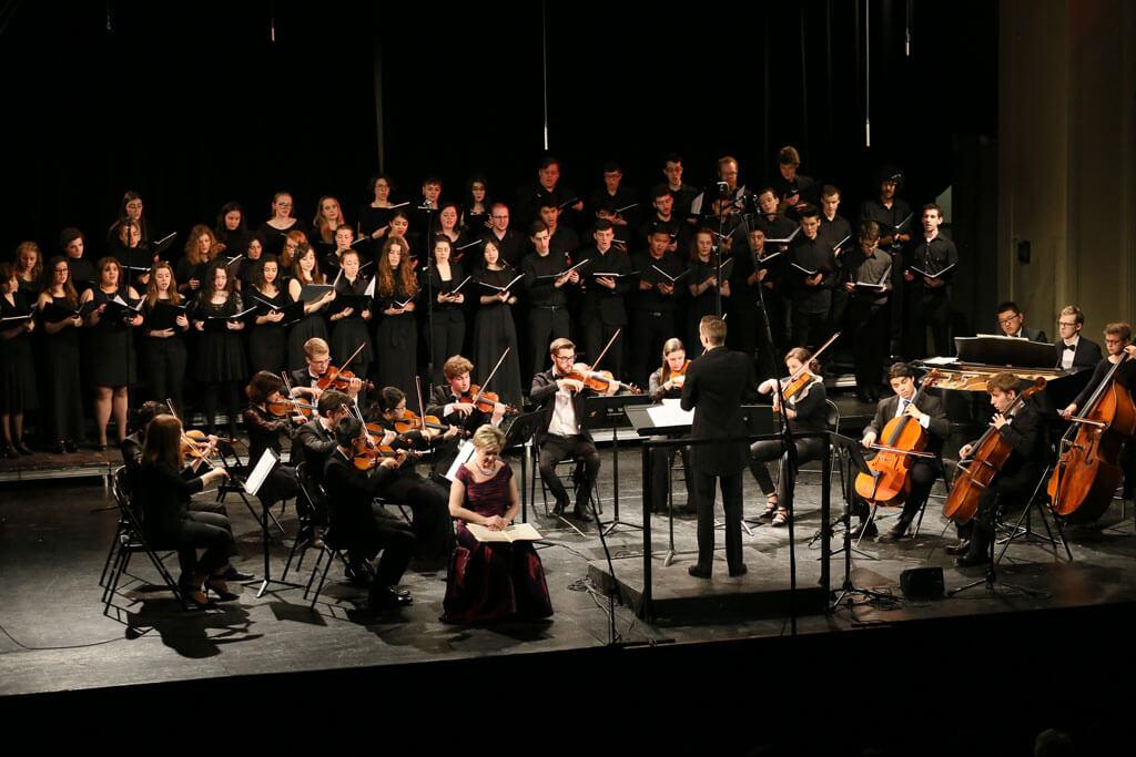 OPCM L'Orchestre Philharmonique et Chœur des Mélomanes