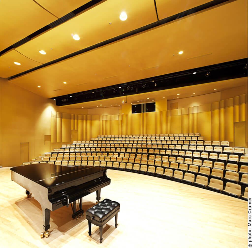 Salle de concert du Conservatoire de musique de Montréal