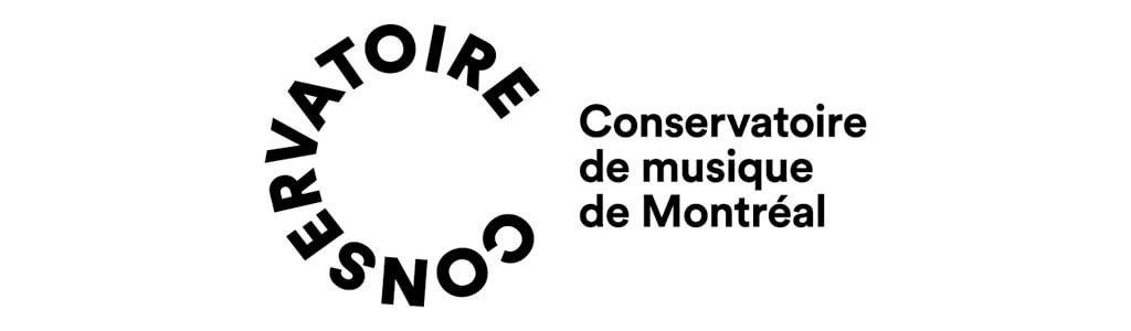 Logo du Conservatoire de musique de Montréal