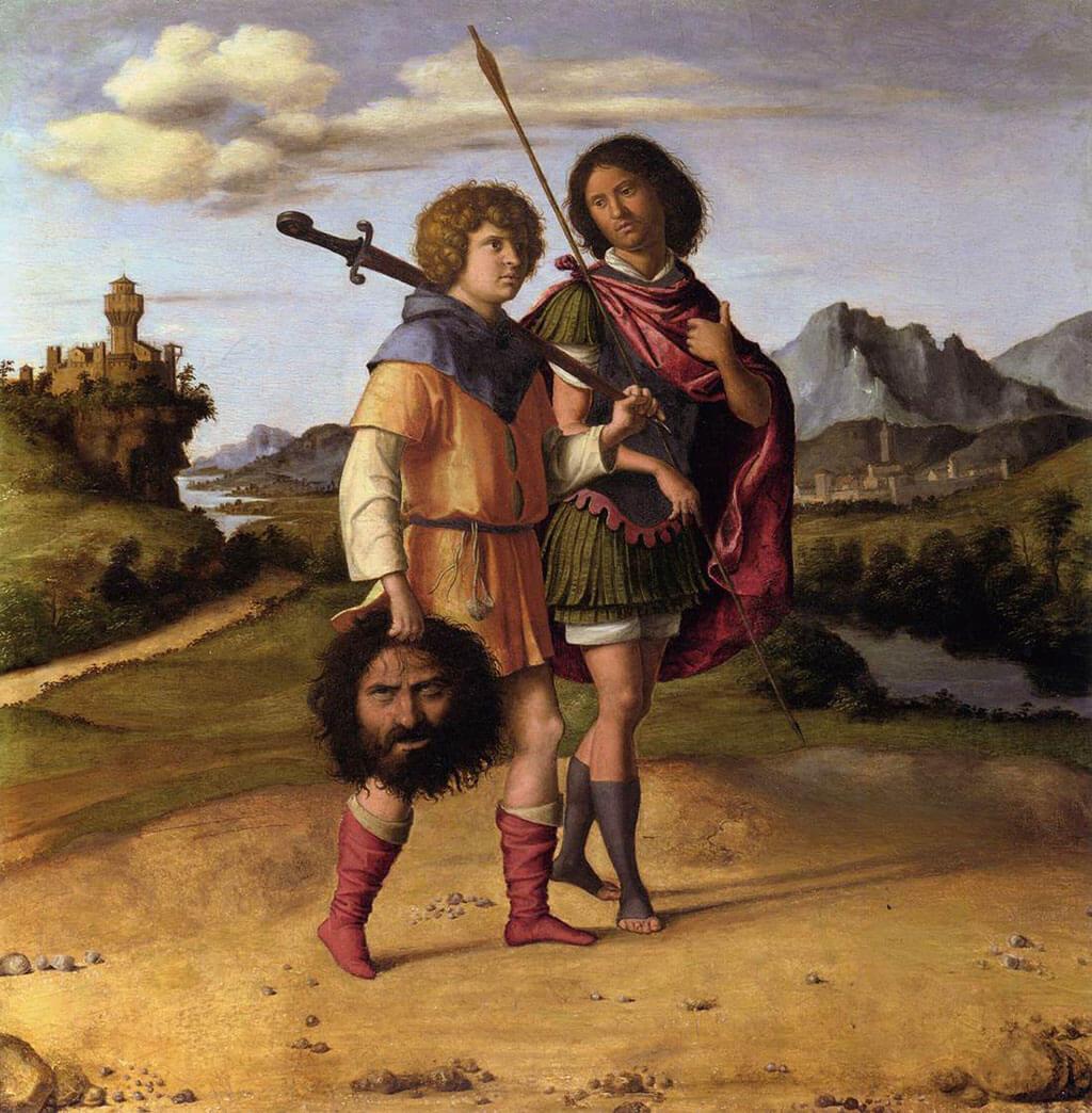 David et Jonathas, à la Compagnie Baroque Mont-Royal, en avril.