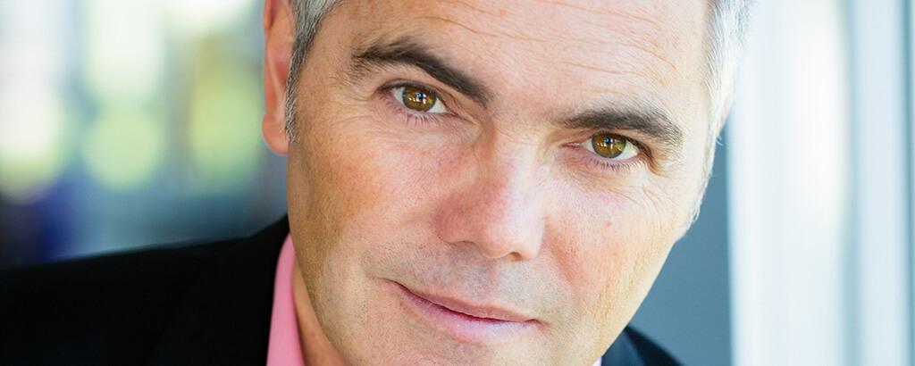Marc Boucher, baryton. (Photo: courtoisie)
