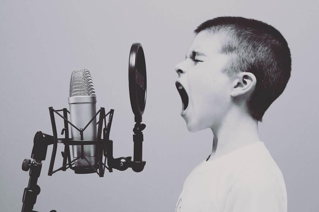 Le chant est peut-être la plus mal comprise de toutes les disciplines créatives. (Photo Jason Rosewell)