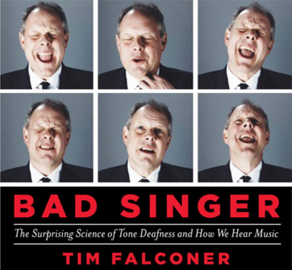 Dans son livre, The Bad Singer, Tim Falconer, professeur et écrivain torontois, parle de son expérience musicale.