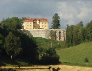 Le Château Grafeneck.