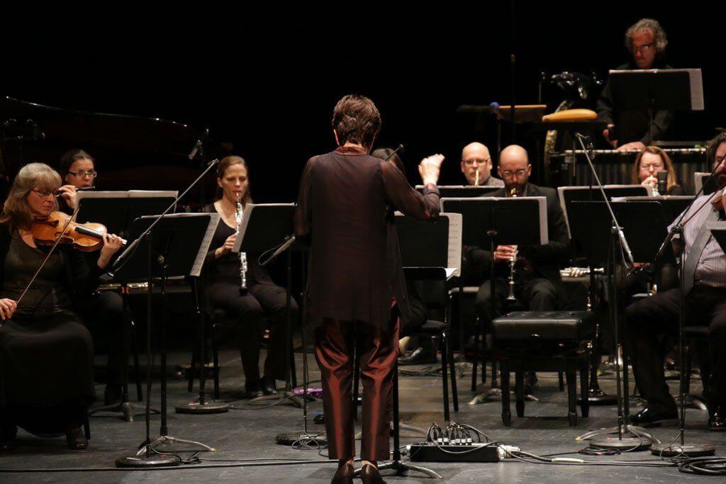 Le Nouvel Ensemble Moderne (Photo : Noémie Le Lay Mérillon)