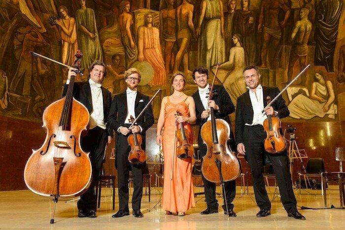 Camerata Royal Concertgebouw Orchestra (Crédit : Damiano Rosa)