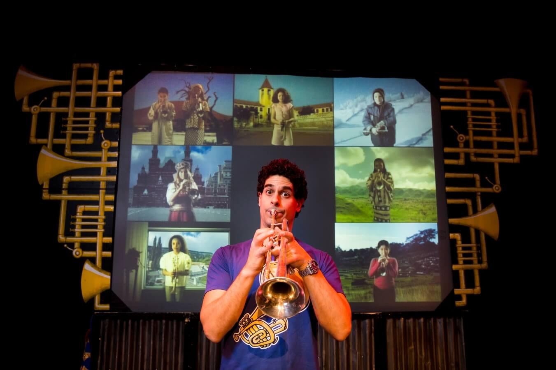 Les 7 trompettes de Fred Piston