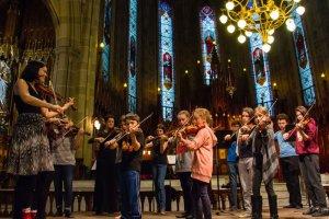 Les Petits Violons - Les Dimanches en musique