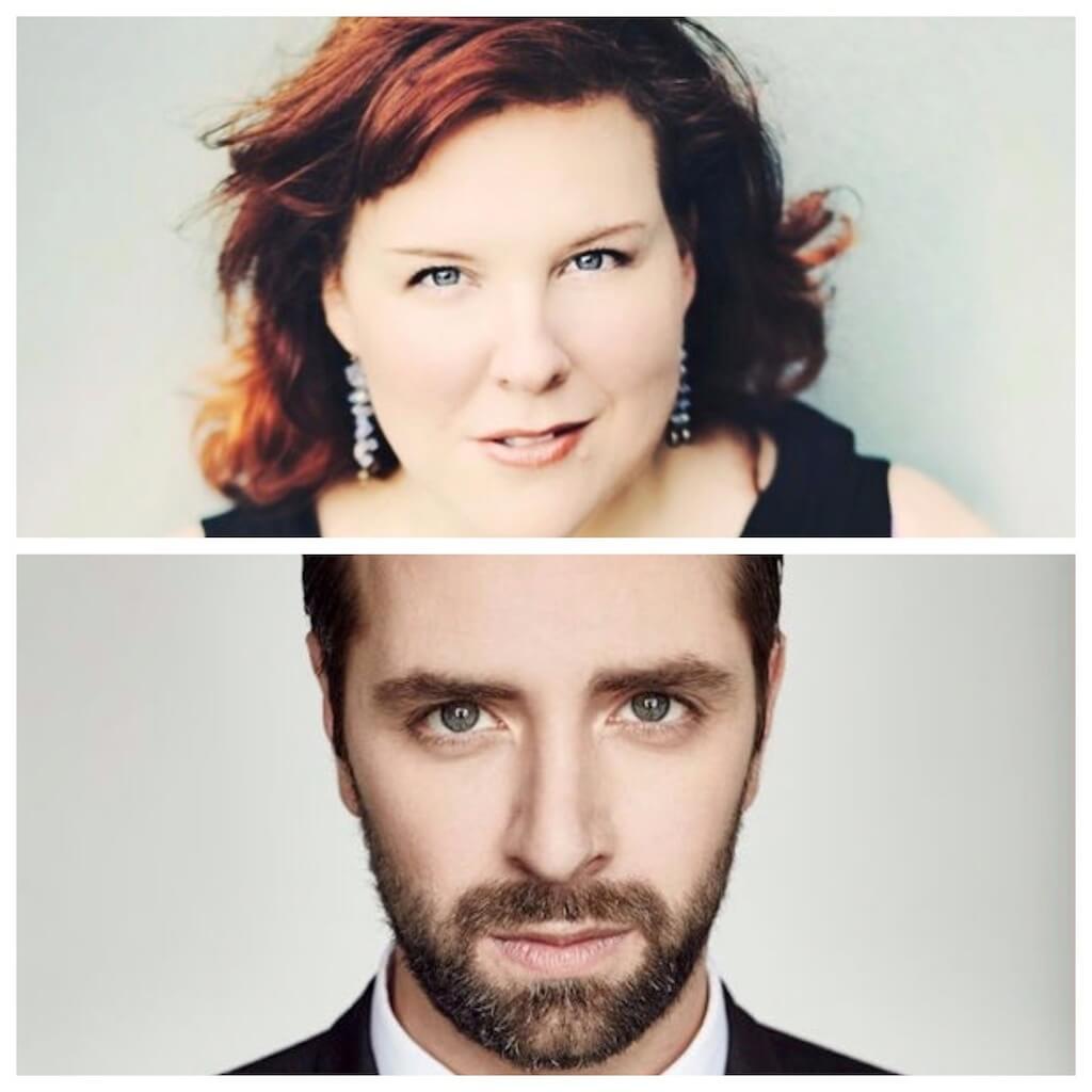 Marie-Nicole Lemieux et Étienne Dupuis feront leurs débuts au Metropolitan Opera cet automne. (Photos: Intermezzo et Julien Faugère)