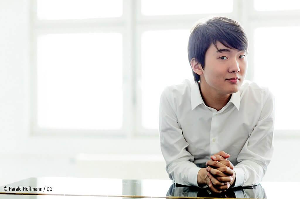 Seong-Jin Cho (Crédit: Harald Hoffmann)