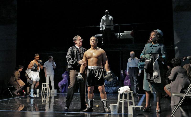 L'opéra Champion, de Terence Blanchard, sera présenté du 26 janvier au 9 février 2019. (Crédit: Ken Howard)