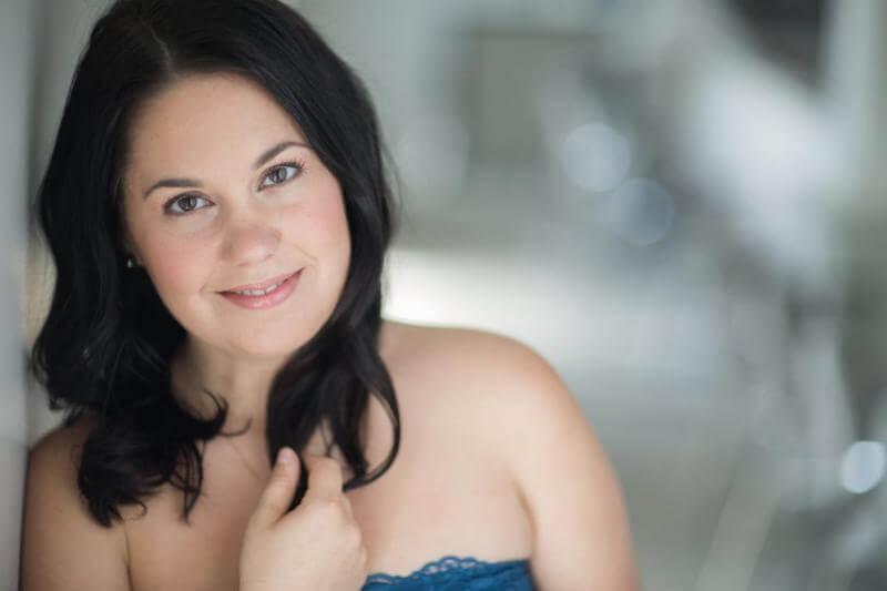 Myriam Leblanc, soprano, chantera le rôle de Gilda dans Rigoletto. (Photo: courtoisie)