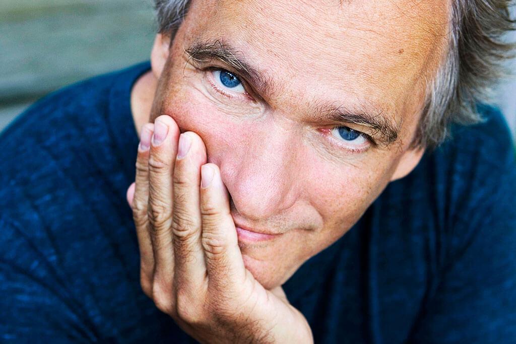 André Hamel, compositeur. (Crédit: Martine Doyon)