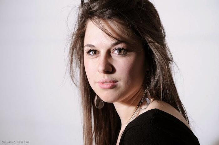 Anna-Sophie Neher (Photo courtoisie)