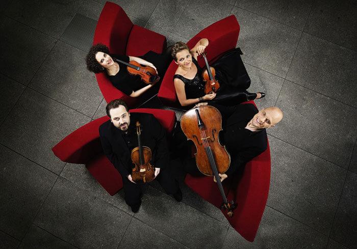 LMMC Artemis Quartett
