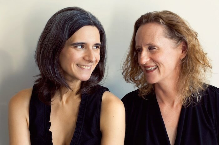 Duo Breault Reimer, Marie-Hélène Breault, Pamela Reimer