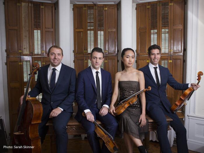 LMMC Escher String Quartet