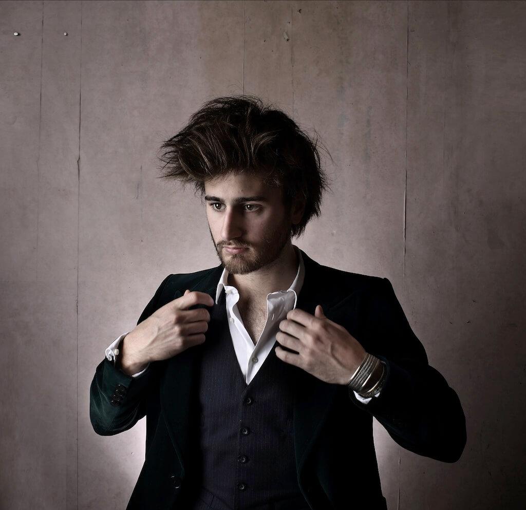Le claveciniste Jean Rondeau. (Crédit: Edouard Bressy)