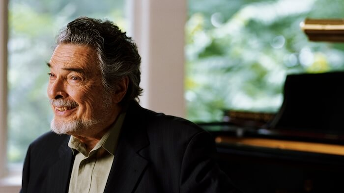 Leon Fleisher (Photo courtoisie)