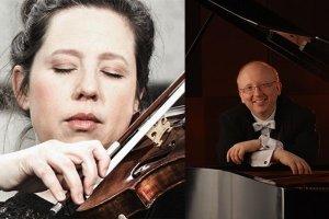 Marianne Dugal, violon et Richard Raymond, piano (Photo courtoisie)