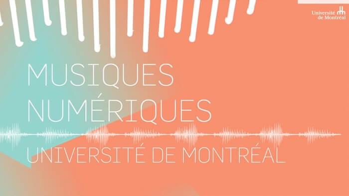 Ultrasons - Musiques numériques UdeM