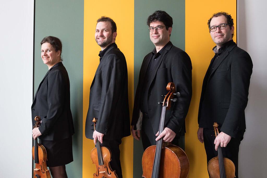 Antoine Bareil se joindra au Quatuor Molinari à compter du 21 avril 2018. (Photo: courtoisie)