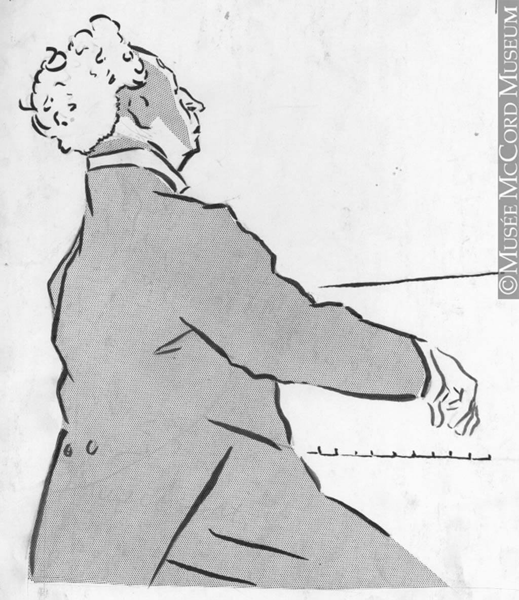 Rubinstein (Courtesy Musée McCord)