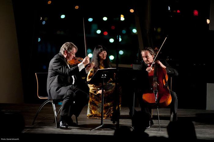 Setzer-Finckel-Wu Han Trio
