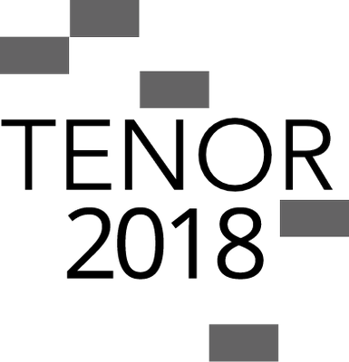 CIRMMT : Conférence TENOR 2018