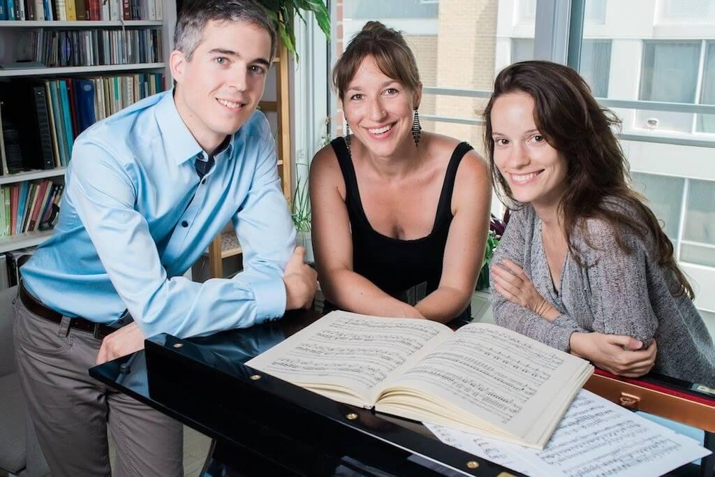 Trio Grand Duc (Crédit : Matt)