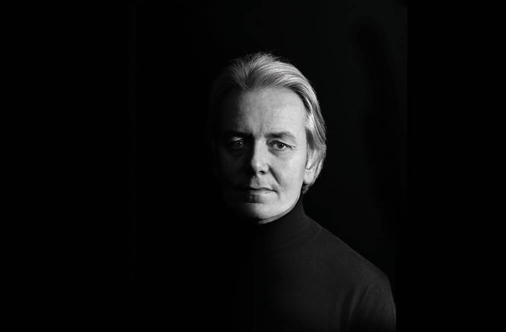 Le pianiste Christian Blackshaw. (Photo: courtoisie d'Orford Musique