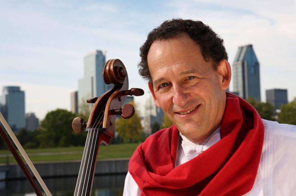 Denis Brott, directeur artistique du Festival de musique de chambre de Montréal. (Photo: courtoisie)