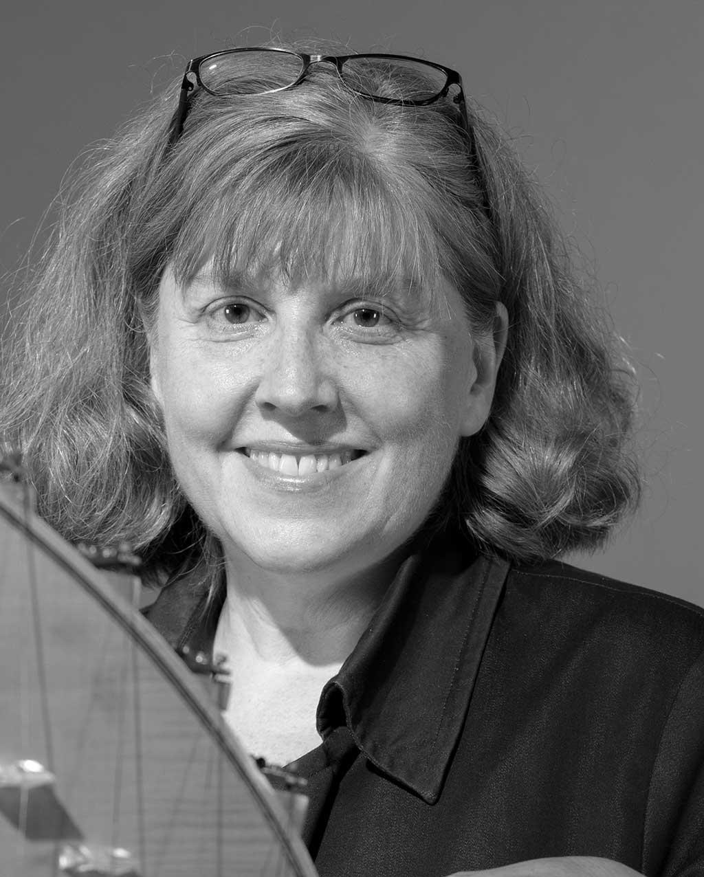 Interprète soliste et chambriste, spécialiste des ondes Martenot depuis 25 ans, Estelle Lemire privilégie d'abord la création de la musique nouvelle et cherche à faire mieux connaître et apprécier son instrument. (Photo: courtoisie du Conservatoire de musique de Montréal)