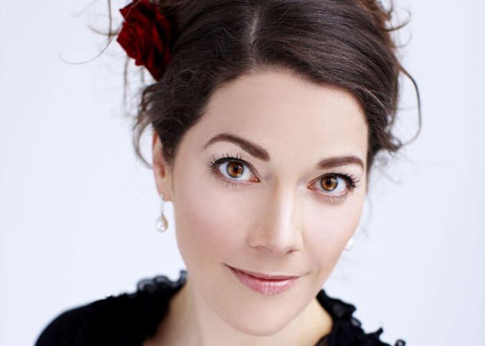 Hélène Guilmette chante Poulenc