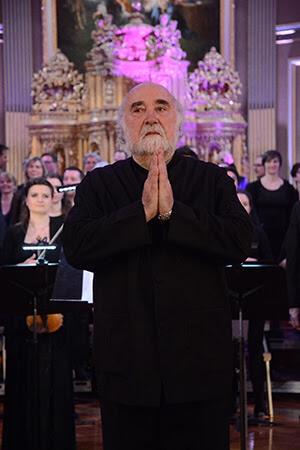 Jean-Claude Malgoire. (Photo: courtoisie du Festival Classica)