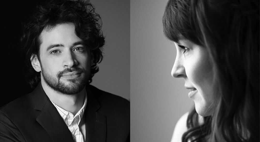 Julie Garriss et Tristan Longval-Gagné