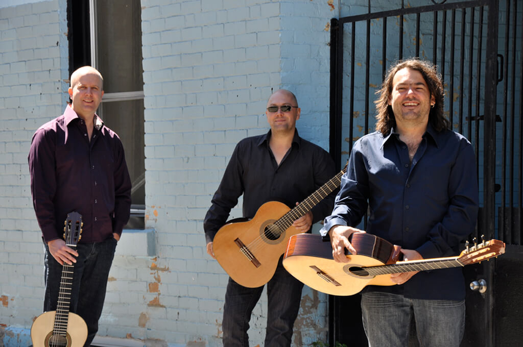 Montreal Guitar Trio (Photo : Annie Doyle)