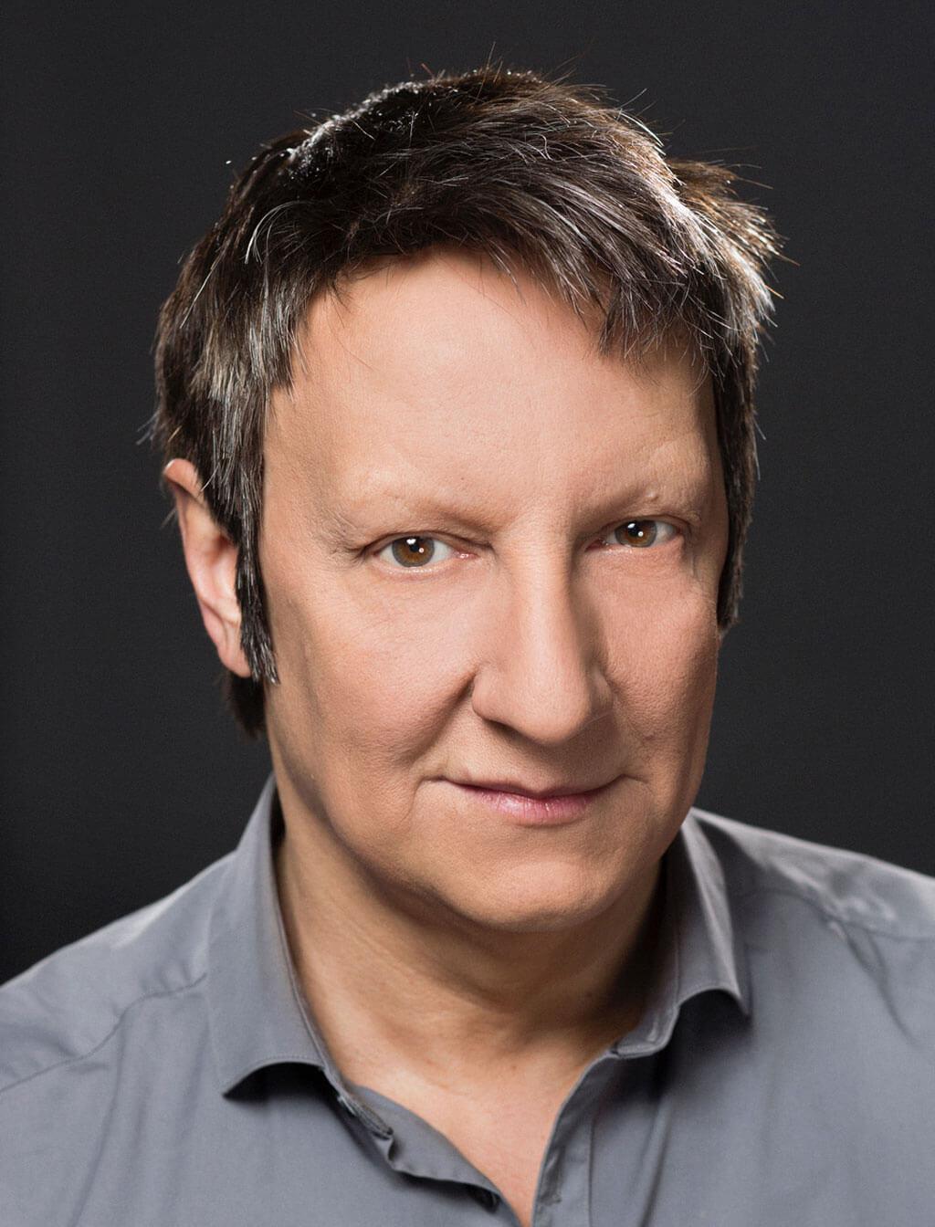 Robert Lepage (Crédit: Jocelyn Michel)