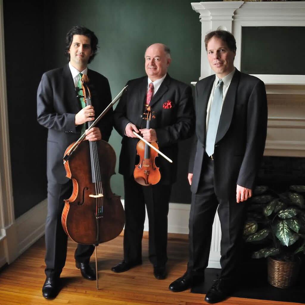"""Le Tempest Trio sera au FMCM en première canadienne, le 14 juin, pour le concert """"Million Dollar Trio"""". (Photo: courtoisie du FMCM)"""