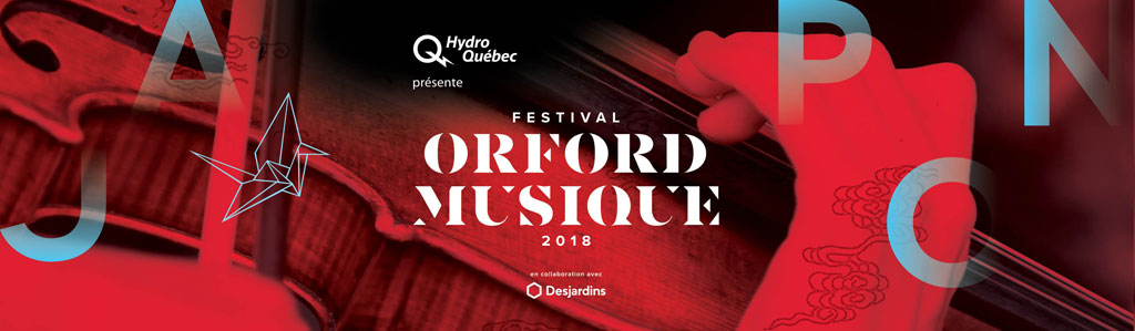 Festival Orford Musique 2018
