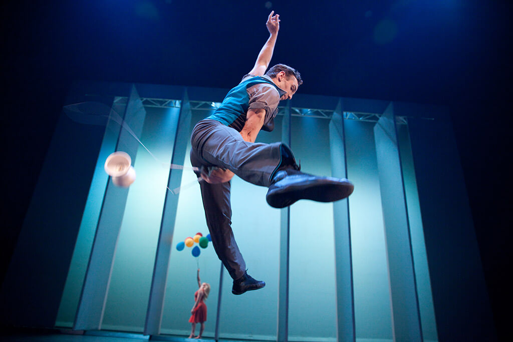 Cirque Eloize (Photo courtoisie)