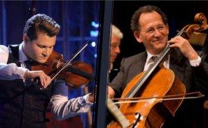 Alexandre da Costa et Denis Brott - Concert d'ouverture du FIHL