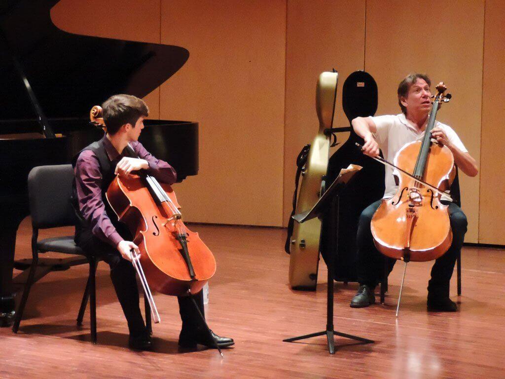 Classes de maître publiques & conférences à Orford Musique