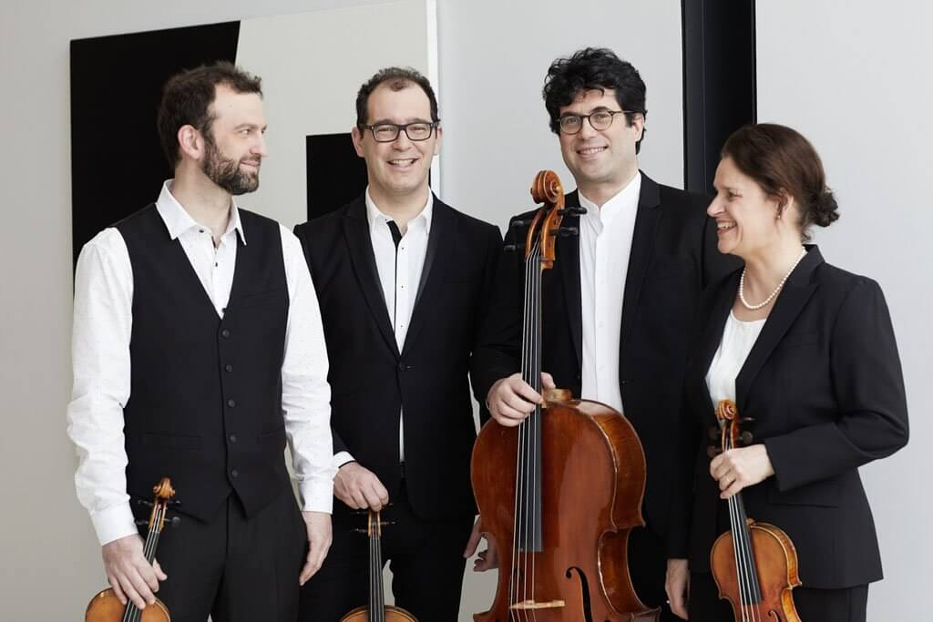 Quatuor Molinari (Photo : courtoisie)