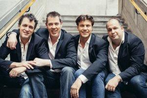 Quartom - Le concert plein-air du Domaine