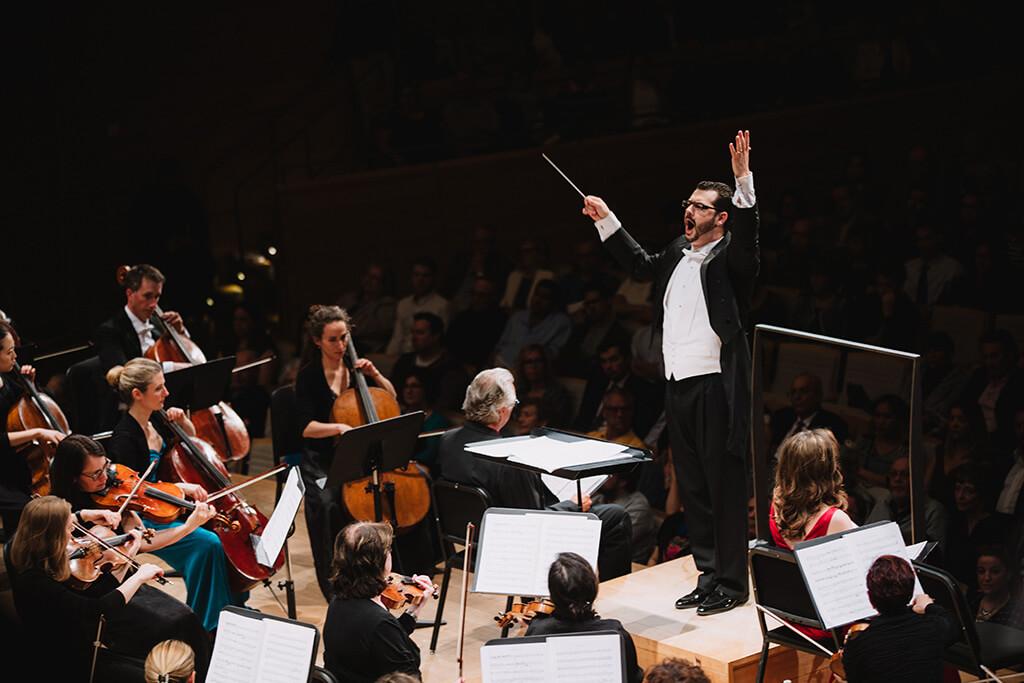 Le Choeur St-Laurent et l'Orchestre de chambre McGill. (Photo: courtoisie)