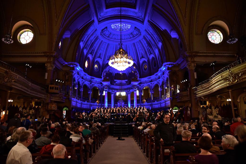 Deux chefs-d'oeuvre de Mozart en juin à l'église Saint-Jean-Baptiste (Photo: courtoisie)