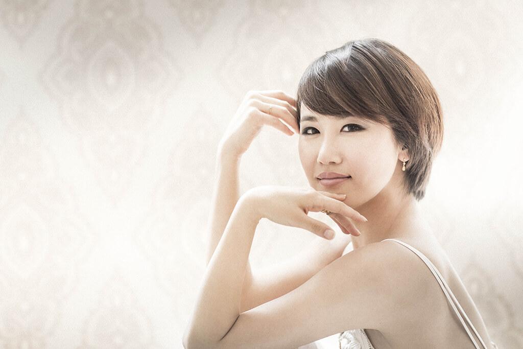 La soprano coréenne Hyesang Park a reçu le 2e prix en 2015 au CMIM. (Crédit: Dario Acosta)
